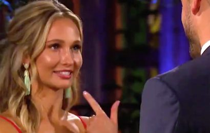 Crikey! Bachelor Contestant Comes Clean About Her Fake Australian Accent in Deleted Scene