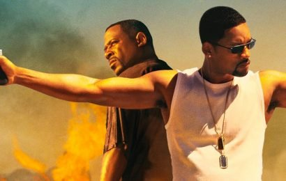 'Bad Boys 3' Camera Test Shows Will Smith in Action