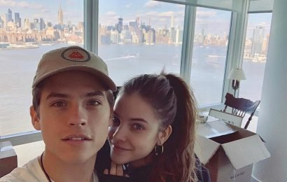 Barbara Palvin and Dylan Sprouse Move into New York Apartment Together