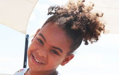 Happy Birthday Blue Ivy: The Most Adorable Photos Of Beyonce & Jay-Z's 7-Year-Old