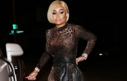 Cops respond to call claiming Blac Chyna was neglecting Dream