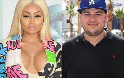 Rob Kardashian 'Doesn't Have a Relationship' with Blac Chyna as They Co-Parent Dream, Source Says