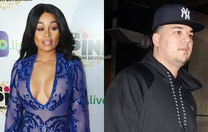 Blac Chyna Convinced Rob Kardashian's 'Jealousy' Is Why He's Pissed She Ditched Dream For Hawaii Trip