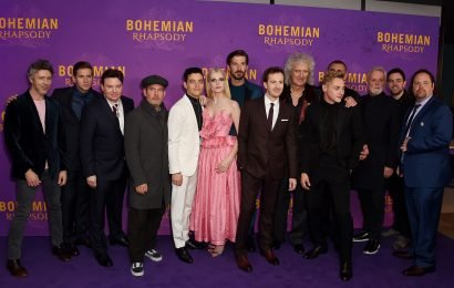 'Bohemian Rhapsody' cast snubbed at Golden Globes ceremony