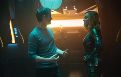 'Captain Marvel' Directors Ryan Fleck & Anna Boden on What Makes Carol Danvers a Unique Superhero [Set Visit Interview]