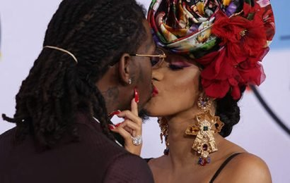 Cardi B And Offset Are Back Together