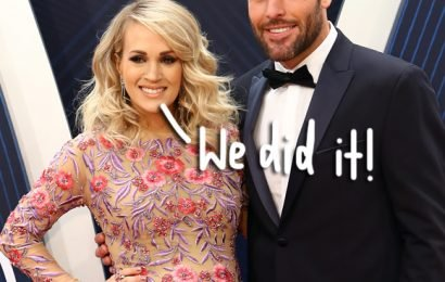 Carrie Underwood & Mike Fisher Are 'Overjoyed' After Birth Of Second Baby Following Years Of