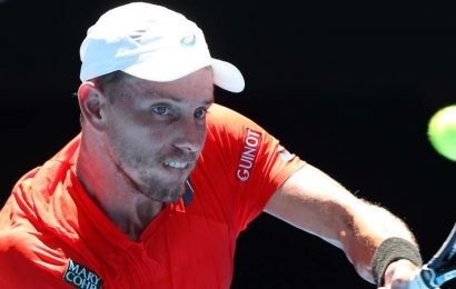 First Aussie man falls at Australian Open as Nadal beats Duckworth
