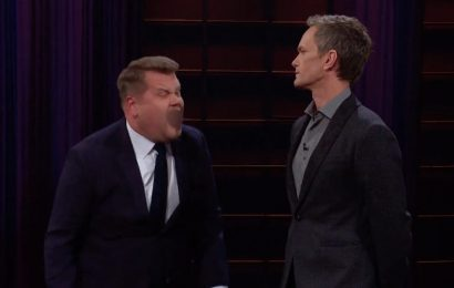 Neil Patrick Harris Sparks James Corden Meltdown on 'Late Late Show': 'F–k Off, I'm Done!'