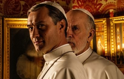 'The New Pope' First Look: Jude Law and John Malkovich Bring Religious Power Back to HBO