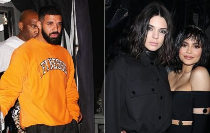 Drake 'Didn't Think Twice' About Inviting Kendall & Kylie To NYE Party Despite 'Beef' With Kanye West