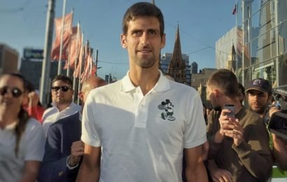 """Dream come true\"": Novak hails Melbourne 'buzz', eyes seventh Open title"