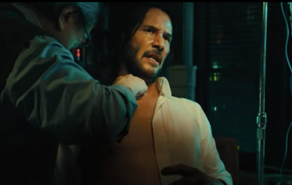 The 'John Wick 3′ Trailer Shows You Why You Should Never Mess With Keanu Reeves' Dog