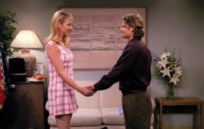 Steve Zahn recalls playing Phoebe's husband on Friends
