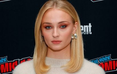 Sophie Turner couldn't wash her hair while filming 'Game of Thrones'