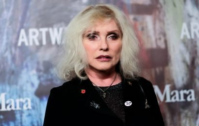 Debbie Harry misplaces pages from her upcoming memoir