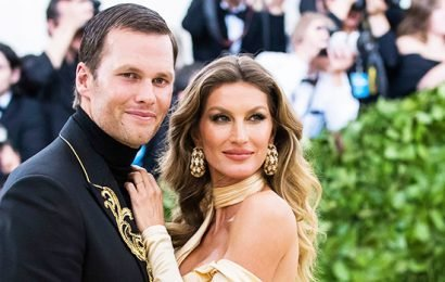 Tom Brady: See His & Gisele Bündchen's Cutest PDA Moments Before He Heads To Super Bowl 53