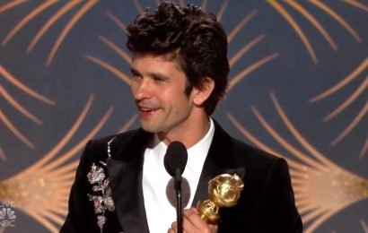 Ben Whishaw Dedicates Golden Globes Win to a 'True Queer Hero and Icon'