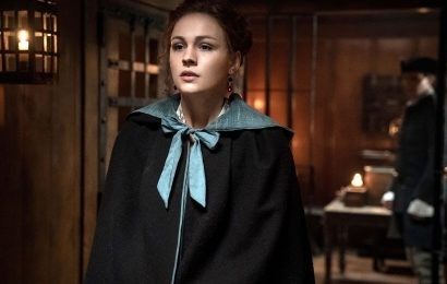 Bree's 'Outlander' Confrontation Could've Been Very Different