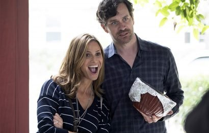 Andrea Savage on chemistry with TV husband in 'I'm Sorry'