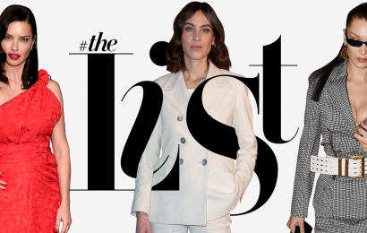 Vote on the Chicest Looks of the Week
