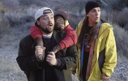 Kevin Smith Confirms 'Jay and Silent Bob' Reboot, Starts Pre-Production