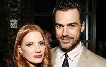 Jessia Chastain Gives 1st Glimpse Of Baby Daughter — See Precious Pic