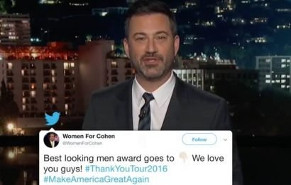 Jimmy Kimmel Discovers 'Saddest Thing' About Michael Cohen and Imagines Rudy Giuliani's Future in 'Mental Facility'