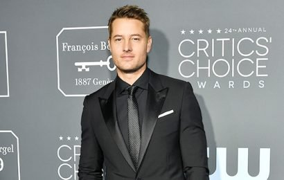 Justin Hartley & More Of The Hottest Hunks At The 2019 Critics' Choice Awards