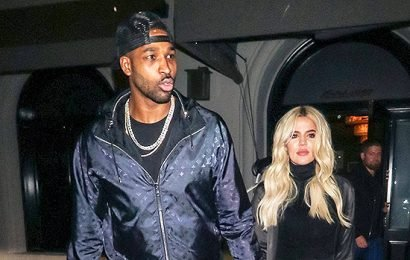 Khloe Kardashian Posts Quote About Not Being Able To 'Get Over' Something 9 Mos. After Tristan's Cheating