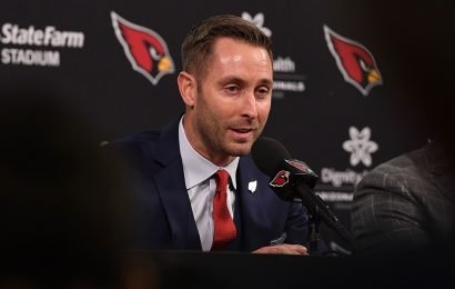 Fox Sports' Holly Sonders reveals Kliff Kingsbury relationship