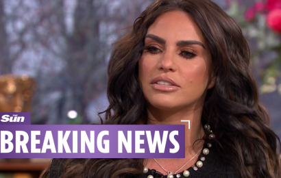 Katie Price is going to adopt a Nigerian orphan as she makes plans to expand her family