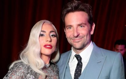 Lady Gaga & Bradley Cooper Surprise Fans At Her Vegas Show With First Live Duet Of 'Shallow'