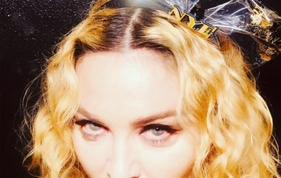 Madonna Is 'Seeking No Ones Approval' After Fans Buzz About Alleged Butt Implants