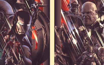 Cool Stuff: Celebrate 10 Years of Marvel Studios with John Guydo's Heroes and Villains Prints