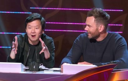 The Masked Singer preview: Watch Community stars reunite, debate the Lion's identity