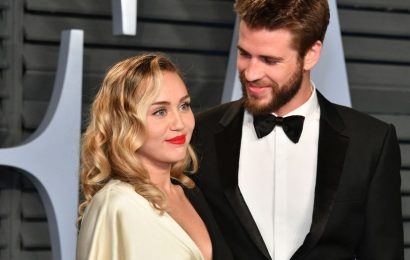 Miley Had an Extremely Chill Reaction to Her Leaked Wedding Photos