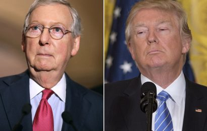 McConnell will challenge Trump on Syria, Afghanistan troop withdrawals