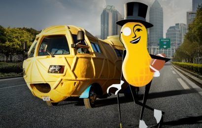 Mr. Peanut to Appear in His First Super Bowl Commercial