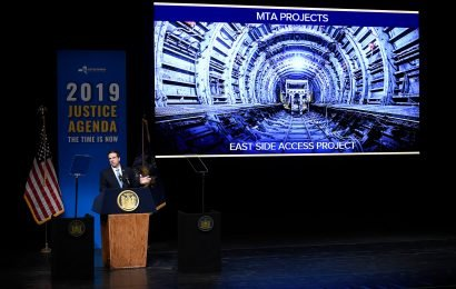 Cuomo is showing New York why he shouldn't control the MTA