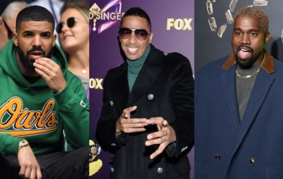 Nick Cannon Says That Kanye West Could Beat Up Drake In A Fight: Kanye's 'Got More Fire'