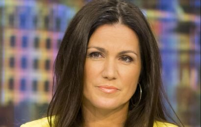 Are Susanna Reid and Crystal Palace chairman Steve Parish getting married, when did she break up with her ex-partner and how much weight has she lost?