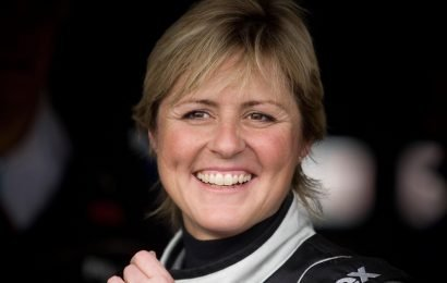 Who is Sabine Schmitz? Top Gear host and professional German racing car driver for BMW and Porsche