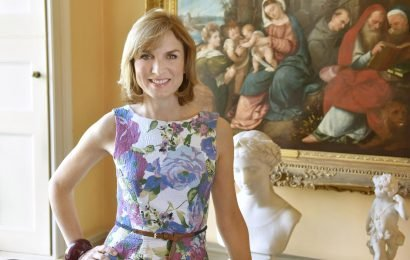 How old is Fiona Bruce, when will she host Question Time and who's her husband?