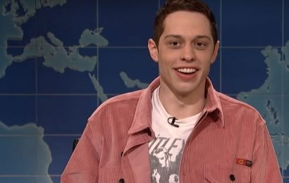 Pete Davidson Tries to Joke About How He 'Publicly Threatened Suicide' on Saturday Night Live