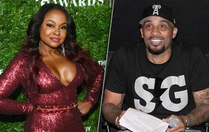 Love After Lockup! Phaedra Parks New Boyfriend Confirms Secret Romance