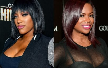 Porsha Williams Claims Kandi Burruss Set Her Up as RHOA Star's Staff Throws Her Out of Party