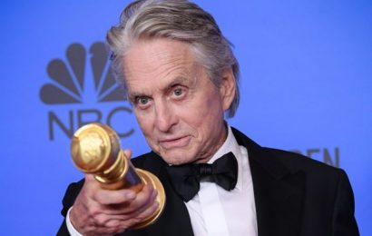"""Michael Douglas Says """"Streaming Has Made Television Much More Acceptable To Film People"""" – Golden Globes Backstage"""