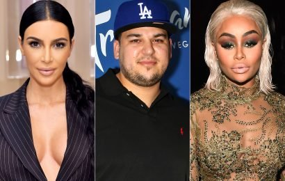 Kim Kardashian Says Rob Will Return to KUWTK Next Season, Shades Blac Chyna Over Lawsuit