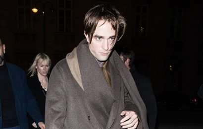 Robert Pattinson's Dior Fashion Show Look Gets Slammed By Fans: He 'Looks Like A Deranged Killer'
